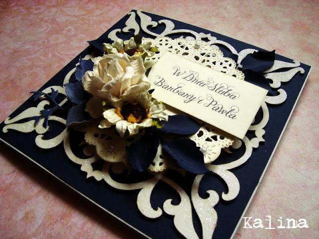 Ślub w błękitach
