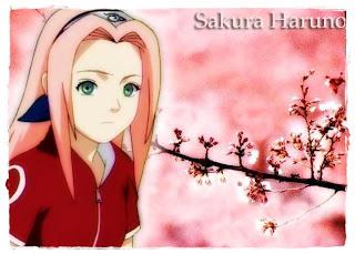 Gambar Sakura Haruno - Naruto