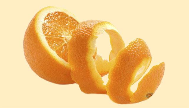 Orange Peel Pack for dandruff