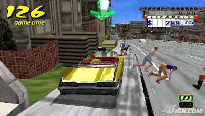 Crazy Taxi 3 For PC Game Download