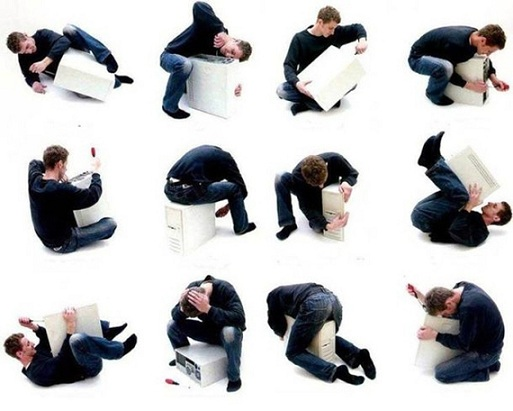 some geeks kama sutra modern positions. It may not be what you were