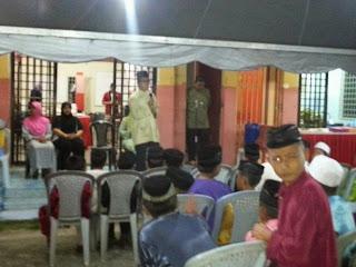 Jamuan Aidilfitri di Pusat Aktiviti Kanak Kanak Kuala Besu|