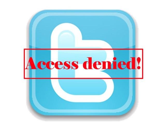 Twitter Diblokir Di Pakistan [ www.BlogApaAja.com ]