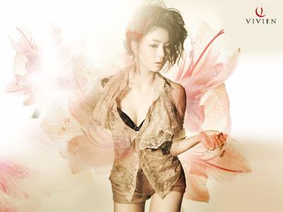 Shin Se Kyung Vivien Wallpaper 11