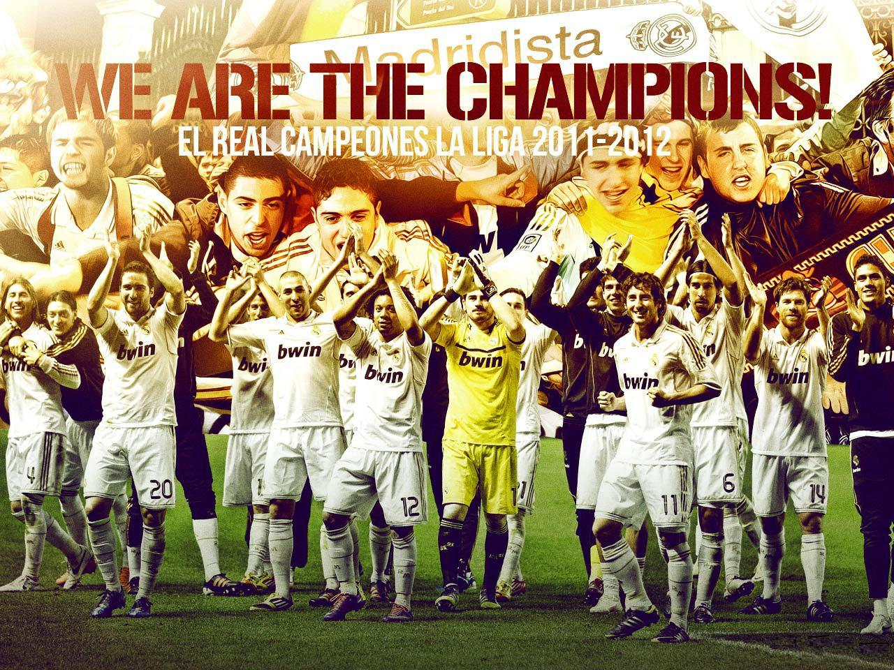 Real Madrid HD Wallpapers 2013