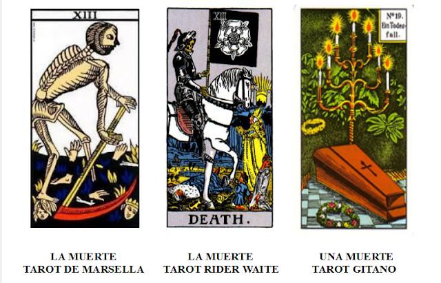 Diferencias Tarot Gitano