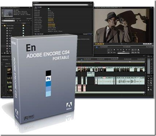 Скачать Adobe Encore CS4.0.1.048 Portable торрент бесплатно. Редакторы вид