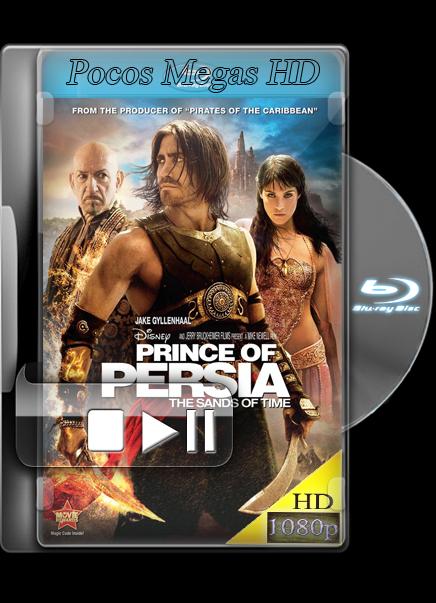 Prince of Persia: Las arenas del tiempo [BRRip 1080p] [Audio Dual] [Latino/Ingles] [Año 2010]