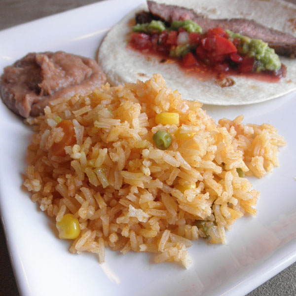 Food Pusher: Karin's Mexican Rice