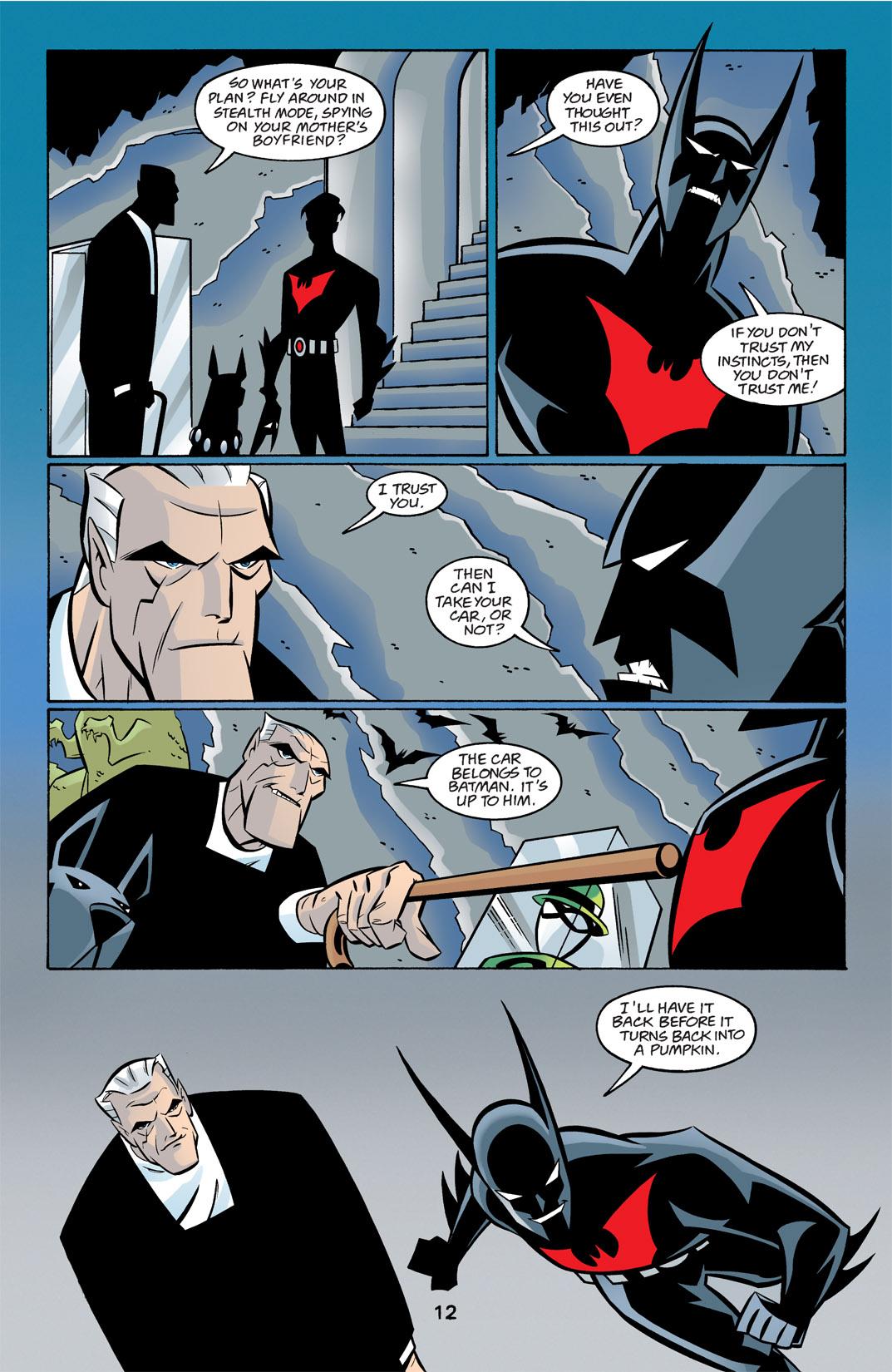 Batman Beyond [II] Issue #24 #24 - English 13
