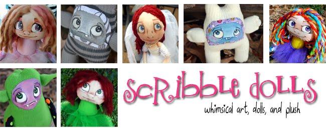 Scribble Dolls
