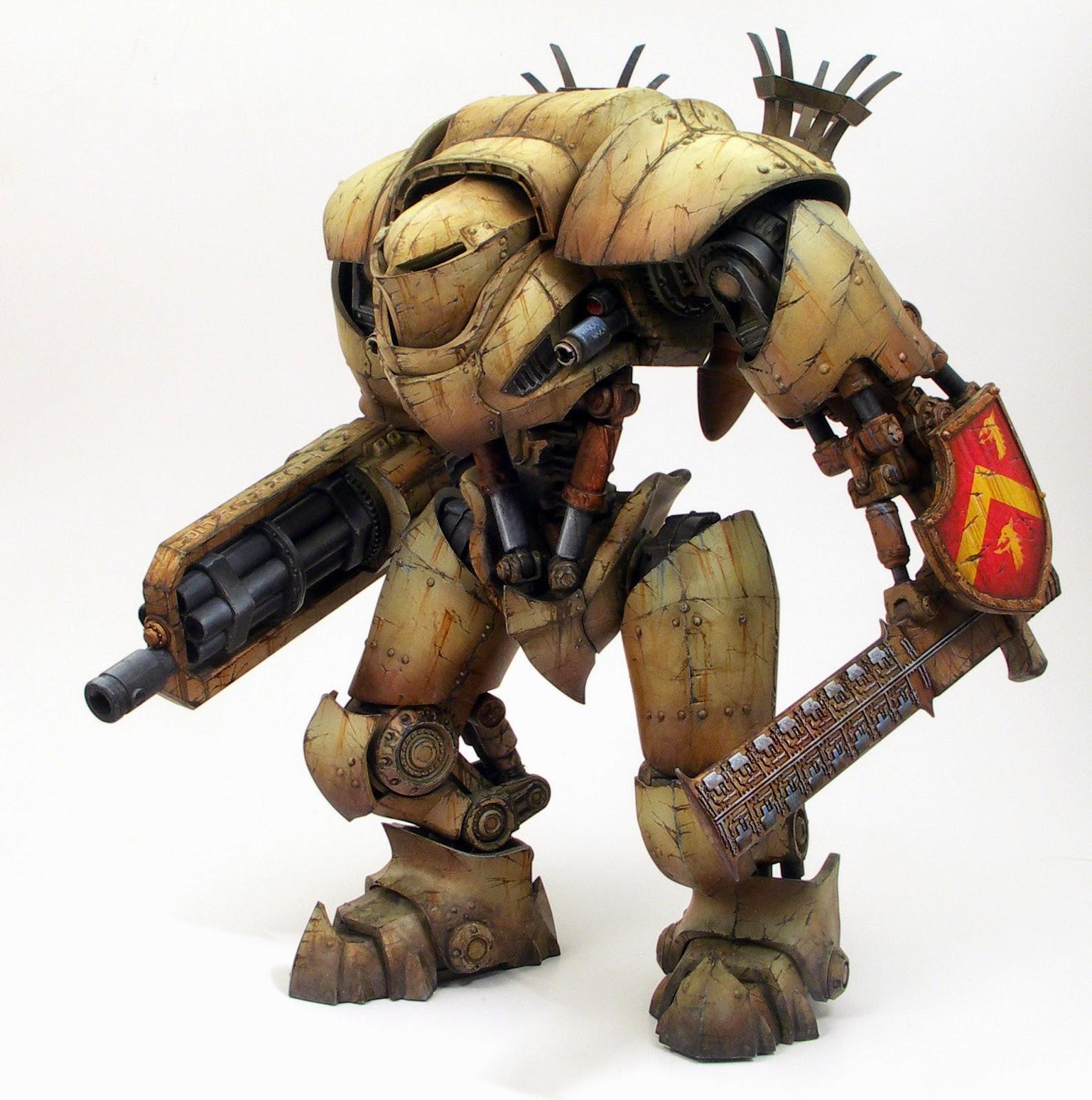 Leviathan Crusader