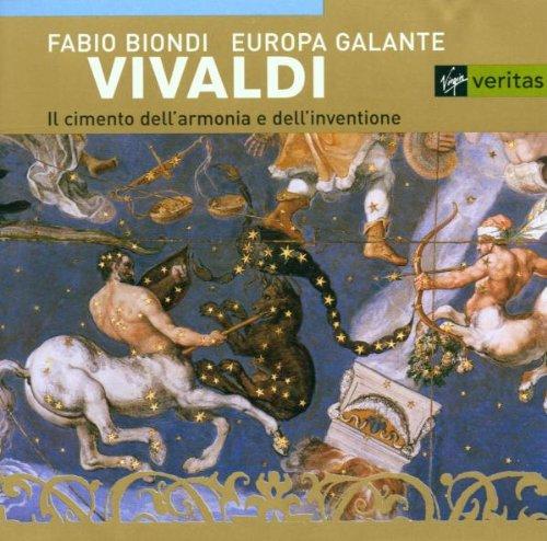 Vivaldi Four Seasons Fabio Biondi Europa Galante