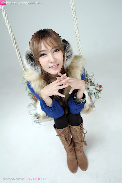 2 Jang Jung Eun - Winter Style-very cute asian girl-girlcute4u.blogspot.com