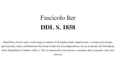 DDL S. 1858