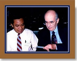 Prof.Dr. Basu Swastha Dharmmestha Pembimbing Ilmu Ekonomi-bisnisku & Prof. Philip Kottler