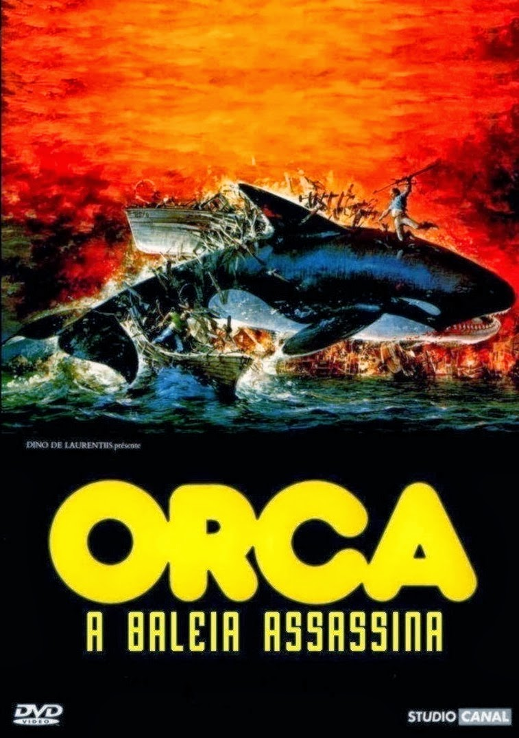 Orca: A Baleia Assassina – Dublado