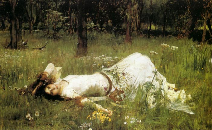 Ophelia Shakespeare: Journey-and-destination: Inspired By Shakespeare