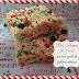 Rice Krispies de Noël au bon goût de gâteau maison