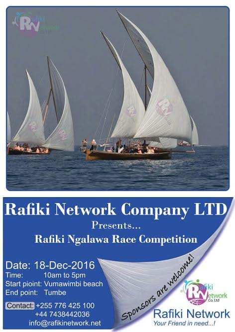 Rafiki Network Company LTD