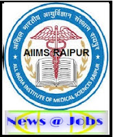 aiims+raipur+recruitment