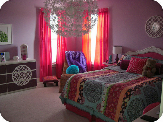Ethnic cottage decor a beautiful bunch of blissful for Ethnic bedroom ideas