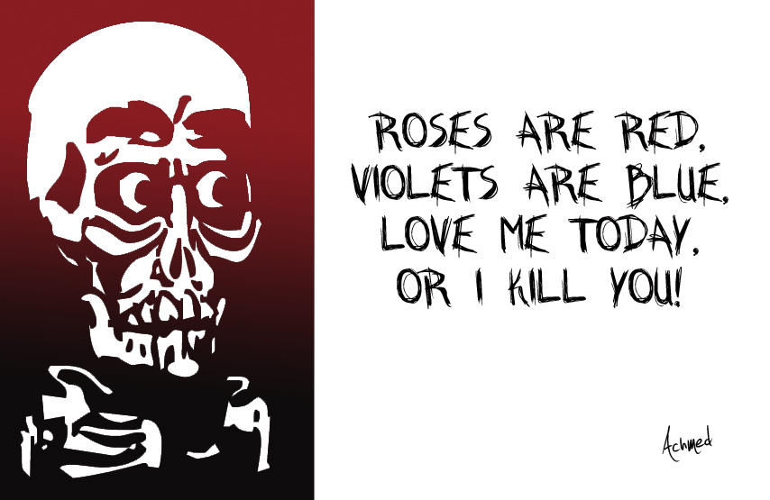 Romantic Valentine Day Poems image. Oh it's THAT day?