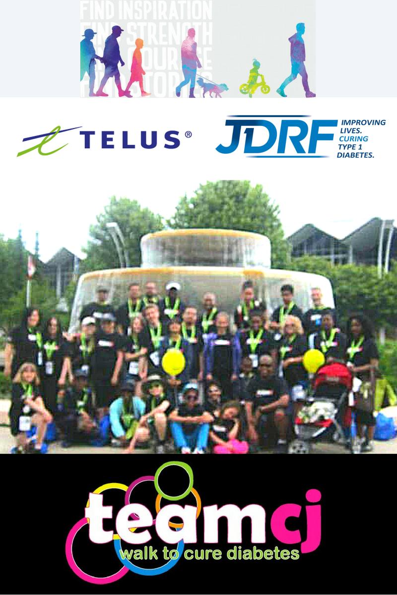 help us raise money for Type 1 Diabetes Research