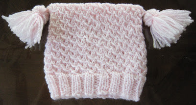 Free Knitting Patterns For Preemie Baby Blankets : Sea Trail Grandmas: Free KNIT PATTERN PREEMIE HAT AND BLANKET WAVES WITH CROC...