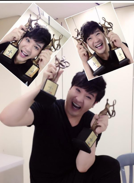 Super Junior won Seoul Music Awards 3