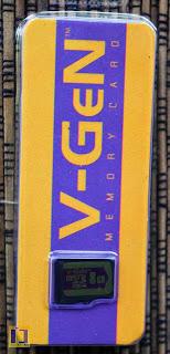Memory Micro Sd V-GeN Class Standart 8GB
