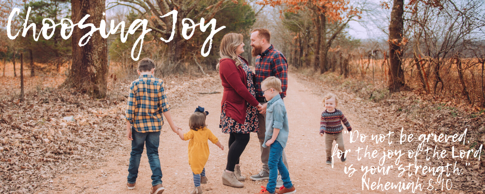 Choosing Joy