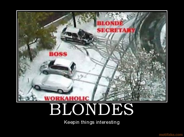 Dumb Blonde Jokes Roflmaol Blogspot