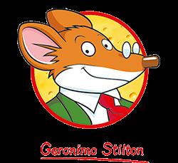 GERÓNIMO STILTON