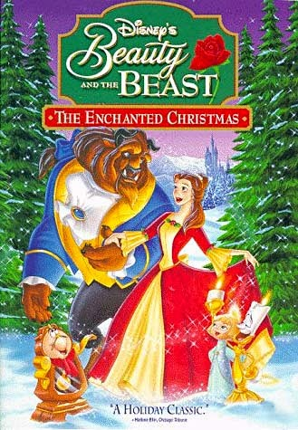 Beauty and the Beast The Enchanted Christmas 1997