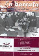 Col·laboro amb la revista La Borrufa de distrubució gratuïta al Pirineu de Lleida
