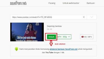 Step by Step Cara Download Youtube Secara Online Dengan Mudah