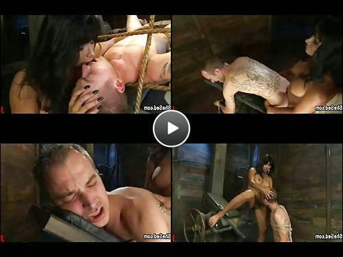 Tranny bondage stories