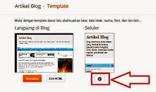 Template Blog Responsive Gratis 2014