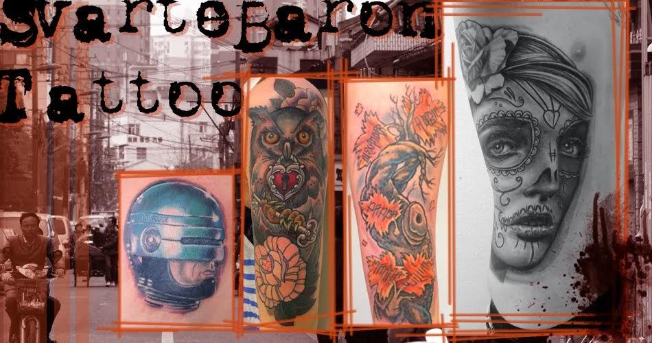 Svarte Baron Tattoo