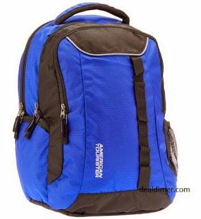 American-Tourister-Buzz-Nylon-Blue-Black-Laptop