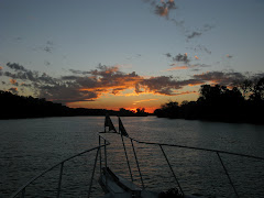 Anchored on the TN River