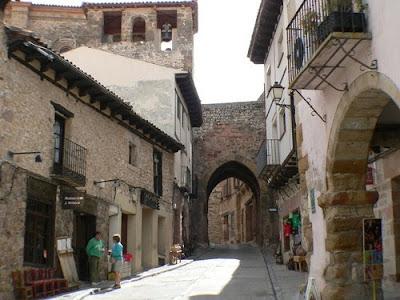 Atienza Guadalajara España turismo