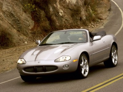 2001 Jaguar XK8 service manual