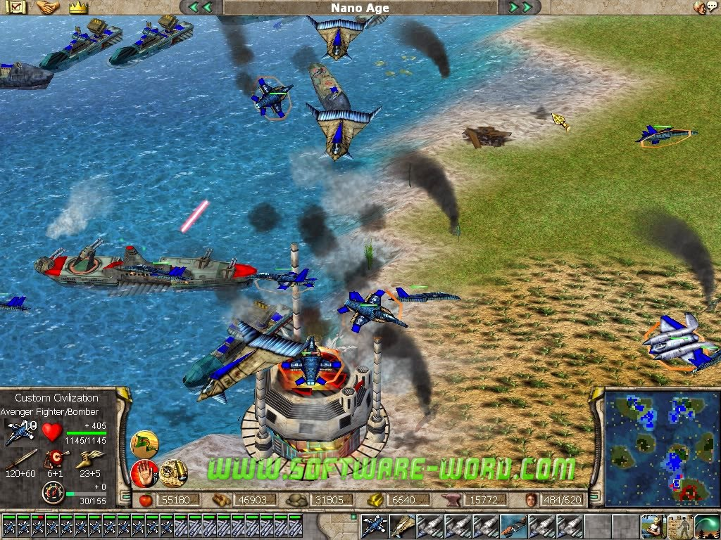 empire earth free download full game pc