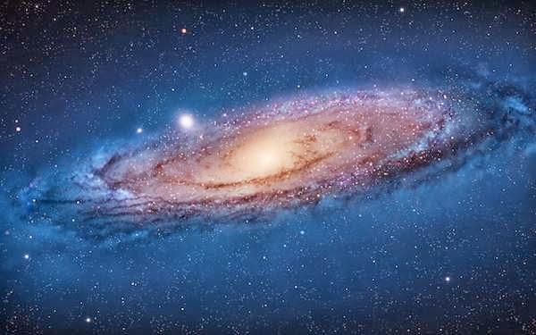 Galáxia gémea