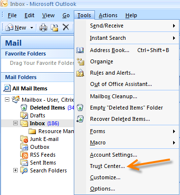 tomdtek: How-To: Create a Shortcut for Outlook 2007 Templates