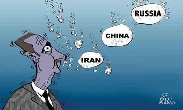 Aliansi Rusia-China-Iran