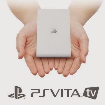 Reviews, Spesifikasi Dan Harga PS Vita TV Terbaru