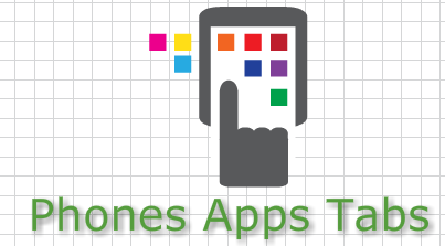 Phones| Apps| Tabs
